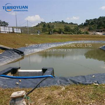 custom Guangzhou bentonite hdpe clay pond liner 0.5mm thickness