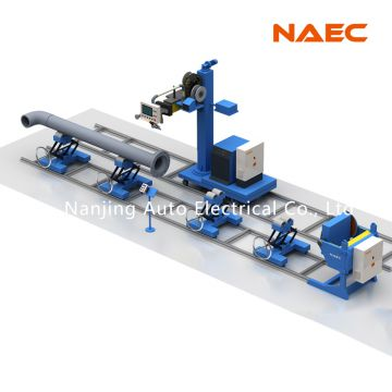 High Precision Stainless Steel Tube Production Piping Machine