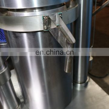 efficient hydraulic rapeseed oil press machine sesame oil extractor