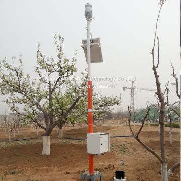 RS-100 optical rain sensor for automatic weather station