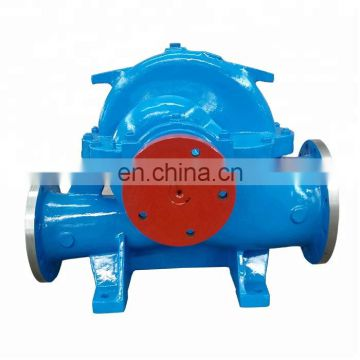 Passive water pump 6 inch water pump flow rate