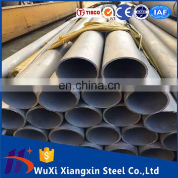 decorative stainless steel pipe 316 SS welded pipe 321