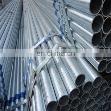 pickling properties large diameter pre galvanized welded carbon steel pipe for construction