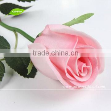 FLS03-5 GNW fake flower as wedding bouquet for wedding decoraiton flowers artificial rose