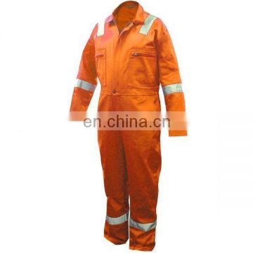 Flame Resistant Cotton Coverall