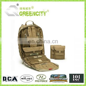 Tactical molle medical backpack for outdoor