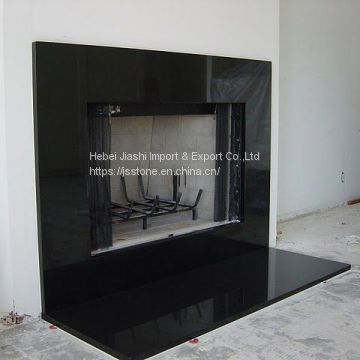 Black Granite Fireplace Surround Of Fireplace From China Suppliers