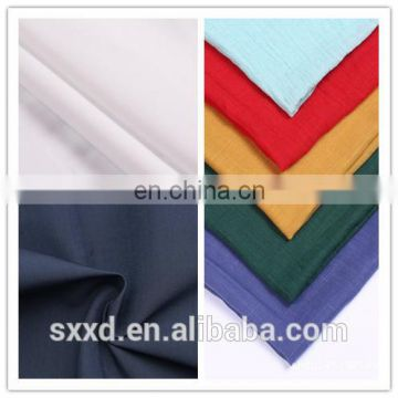 cheap polyester cotton blend 90/10 45*45 96*72 plain dyed poplin fabric