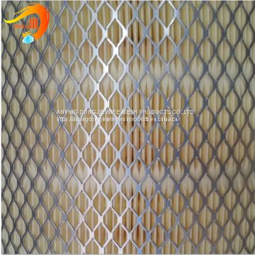 china suppliers hot sale resistant to corrosion expanded wire mesh for whole sale