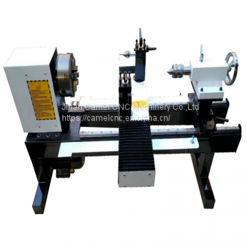 CA-16 Small CNC Wood Lathe Machine For Beads Bowls Making