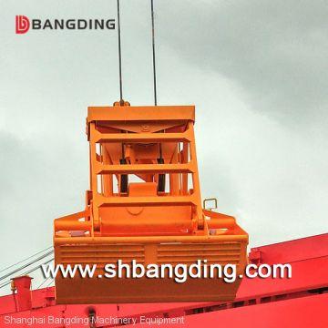 hydraulic orange peel remote control grab bucket of grab