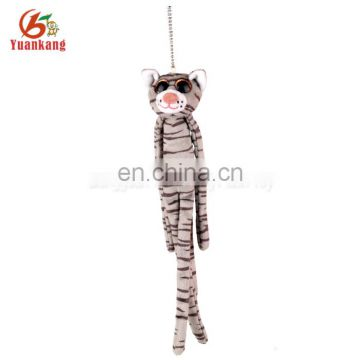 ISO9001 Factory Custom Best Mini Toys Plush Animal Keychain for Kids