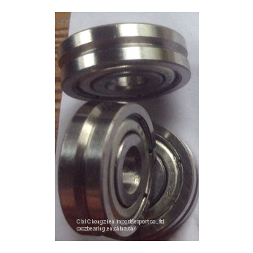 Special dimension ball bearing 608 8*22*9   8*22*10