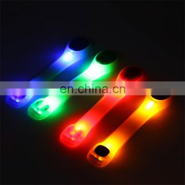 2017 Hot Item Safety Flashing Thick Excercise Led Armband Made in China