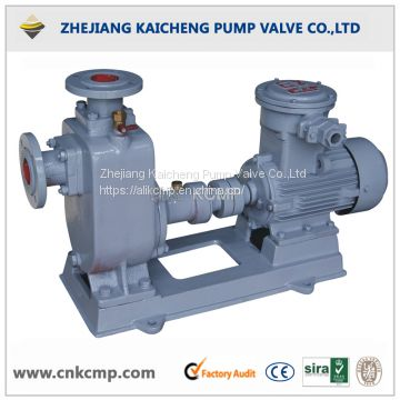 CYZ-A self priming centrifugla oil pump