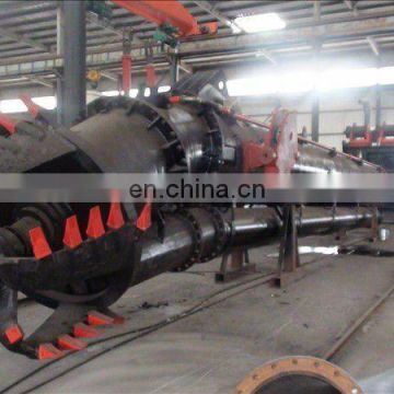 Hydraulic Sand and Mud Suction Dredging Equipment