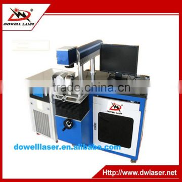 Dowell desktop gifts marking laser marker portable CO2 leather cloth glass marking machine mini new marker engraver in stock