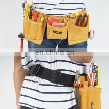 muitifunctional great leather tool bag