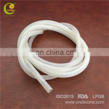 Heat Resistant Food Grade Soft Silicone Transparent Tube And Hose Tube/Hose/Pipe