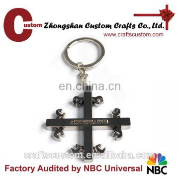 Newest High Performance Die Cast Metal Keychain