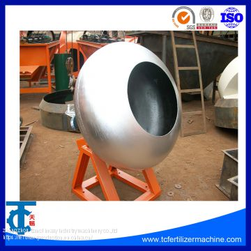 Compound Fertilizer and Organic Fertilizer disc pan Granulator