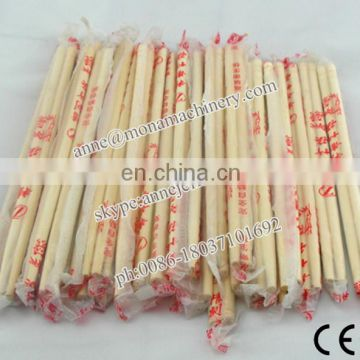 Favorites Compare China professional factory chopstick Toothpicks Packing wrapping Machine