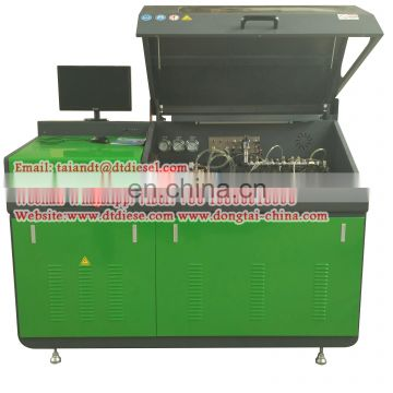 Combined Function CR815 Of Diesel Pump Common Rail Injector Test Bench