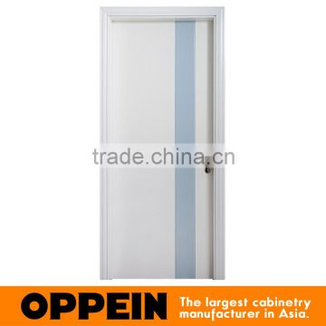 2016 Latest White Lacquer Unique Design Durable Interior Door
