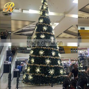 20ft outdoor green metal lighted led christmas tree of New Products from China Suppliers - 114491177