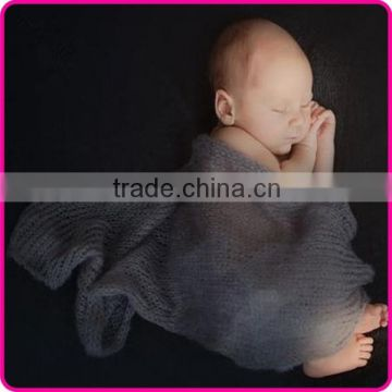 knitted baby mohair blanket crochet pattern photography baby wrap