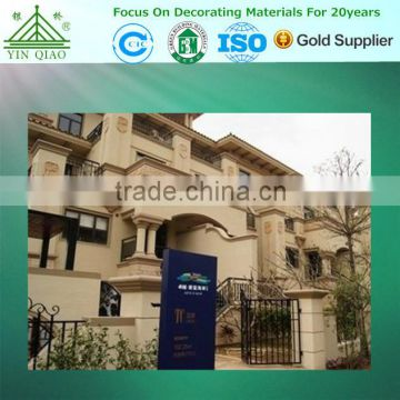 Quality House Decoration Material Building Decorative GRC Panel Cladding