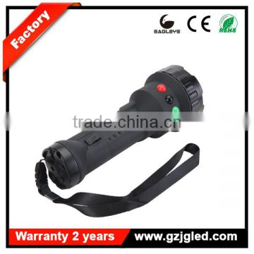 Guangzhou led Area industrial safety flashlight CREE 3W emergency signal torch A370