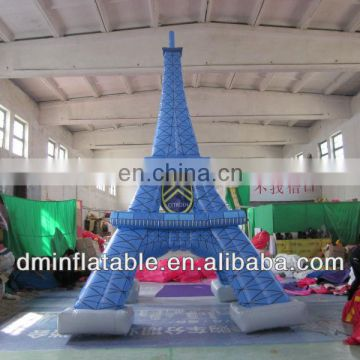 HOT sale ! new advertising inflatable building/ inflatable Effie tower( YP-18Q )