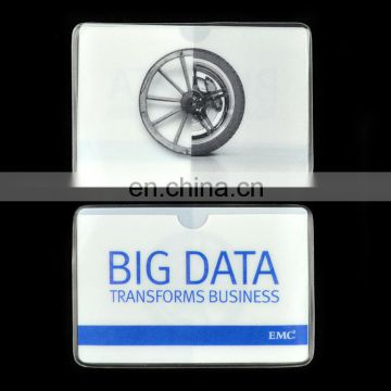 Business Card Use and PVC Material credit card holder
