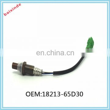 BAIXINDE auto parts oxygen sensor 18213-65D30 1821365D30 for suzuki