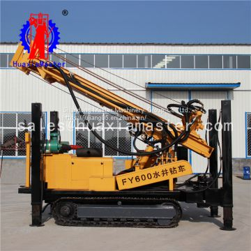 Made In China FY600 Crawler Rock Core Drilling Rig Water Well