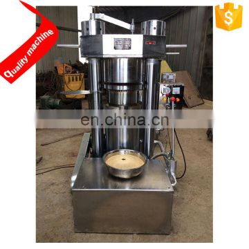 High Quality Small Hydraulic Cocoa Butter Oil Press
