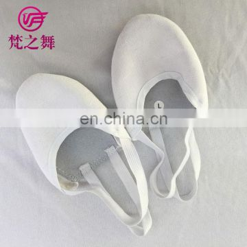 Dance shoes Gymnastics half shoes Half shoes Ballet shoes Half sole dance shoes Rhythmic gymnastics shoes X-8049#