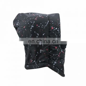 New Fashion Camouflage Fleece/Polyester Warm Wind hood hat