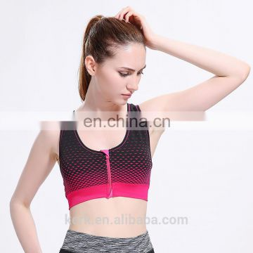 sport breathable colorful Yoga Fashion Wear sexy wear guard vest