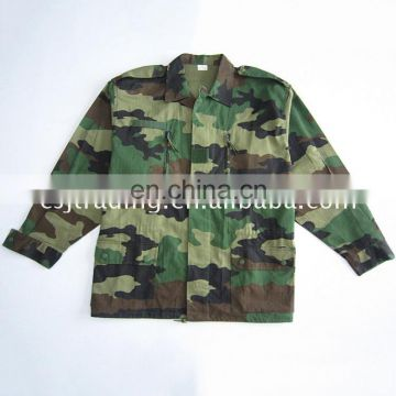 Hot sale & high quality army military uniform british uniforms camo