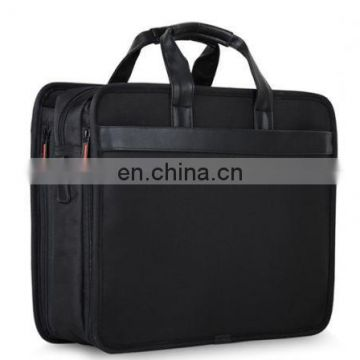 black men's briefcase with high quality in Guangzhou