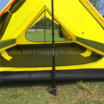 SUPER LIGHT 2-3 PERSON WATERPROOF OUTDOOR CAMPING TENT