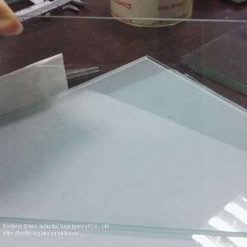 2-19mm Clear Float Building Glass
