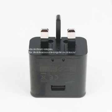 Original OEM Samsung EP-TA20UBE S6 S8 USB Fast Charger
