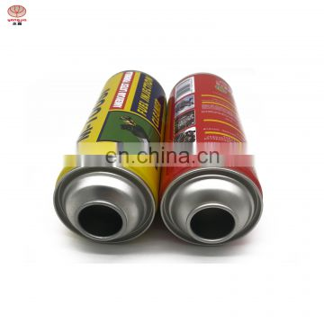 Wholesale 400-500ml empty refillable aerosol spray can paint for car product