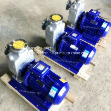JMZ,FMZ Stainless steel self priming alcohol pump