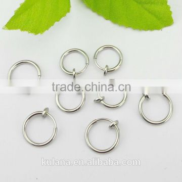 15 mm Wide Spring Factory Wholesale Indian Nose Piercing Jewelry
