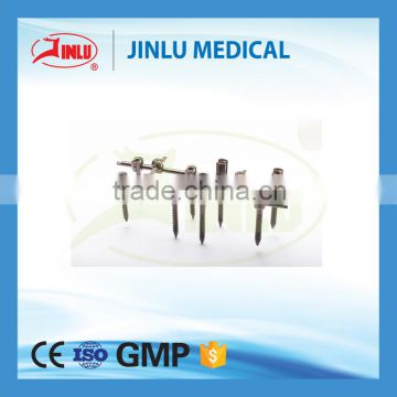 RSS-III Spine implant pedicle screw, spinal polyaxial screw, spinal implant screw fixation