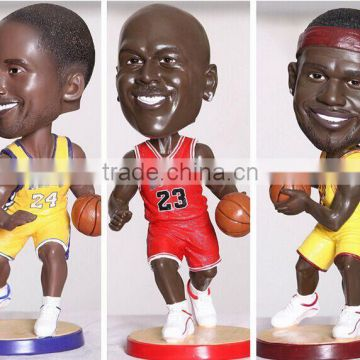 Sports Toys, Basktetball star Action Figure, Custom Basketball Player Nutcracker